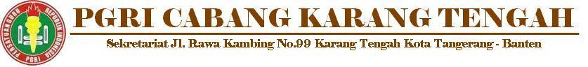 PGRI KARANG TENGAH