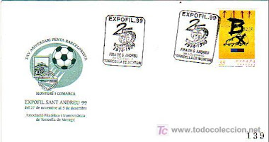 Exposició filatèlica 1999