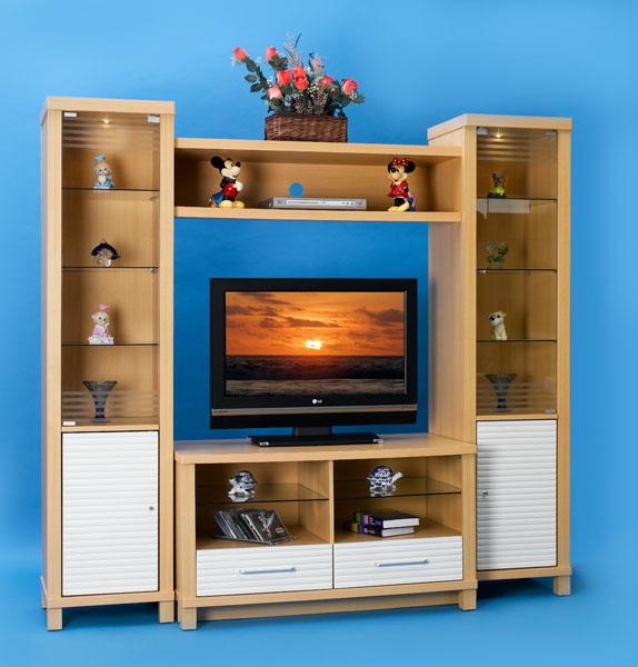 home interior design design of wooden tv table