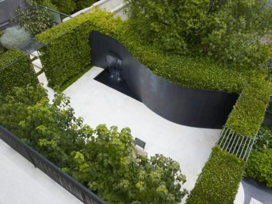 Green Nature Modern Garden