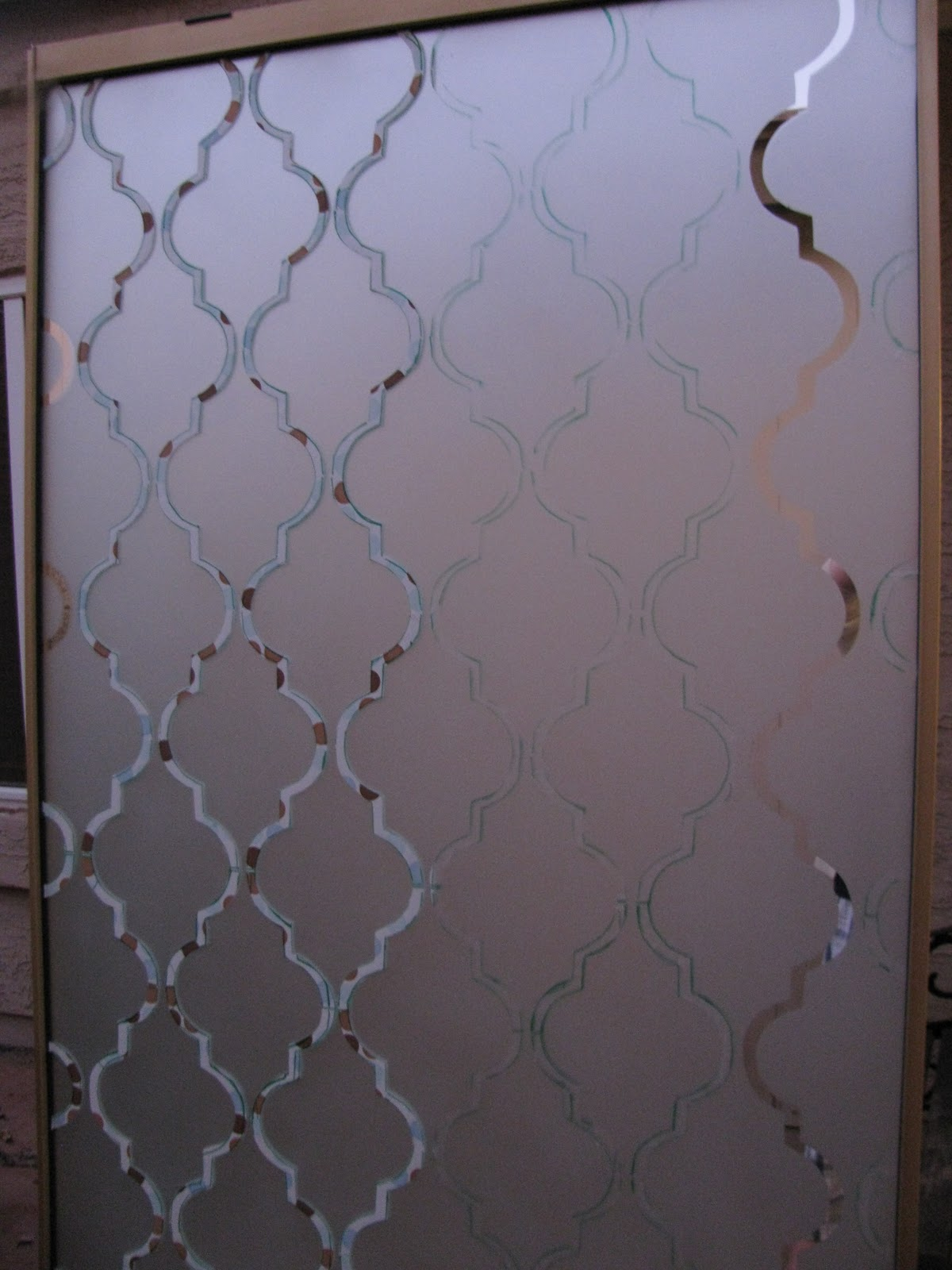 My 3 Monsters Frosted Mirror Closet Doors