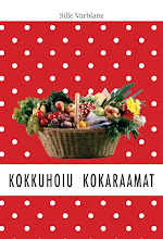 """Kokkuhoiu kokaraamat"""
