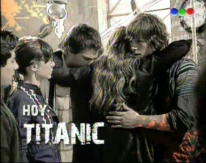 "Teen Angels 2011: Ver el Capitulo 50 de Casi Angeles 4 ""Titanic"""