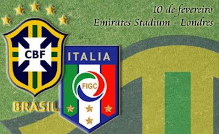 italia brasile amichevole crisi internazionale