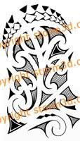 maori kiri tuhi shoulder designs