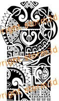 polynesian shoulder tattoos