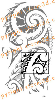 high resolution tribal tattoo designs to print