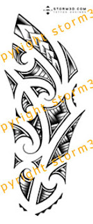 maori tattoo flash arm forearm designs flash