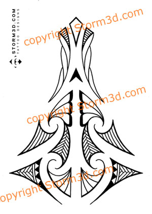 Maori Tatto on Maori Inspired Tattoo Designs And Tribal Tattoos Images  October 2010