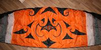 maori pattern power kite designs
