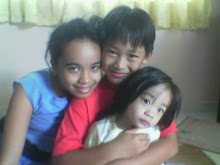 My three children...