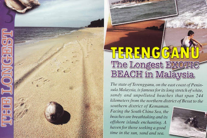 THE LONGEST EXOTIC BEACH IN MALAYSIA