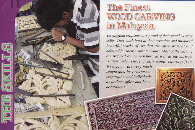 THE FINEST WOOD CARVING IN MALAYSIA