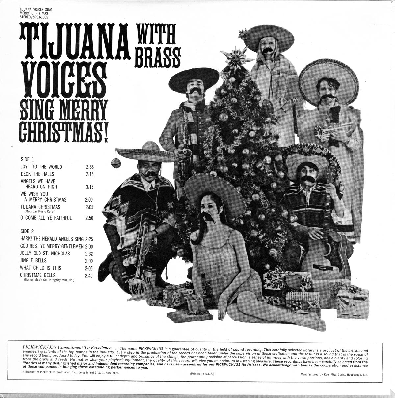 Tijuana Voices Sing Merry Christmas
