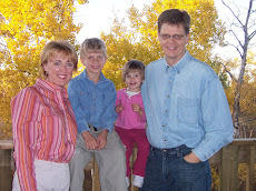 Murray, Donna, Evan & Valentina
