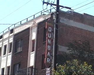 Dunbar Hotel, Central avenue, South Central Los Angeles