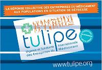 Tulipe, Urgence et Solidarité Internationale des Entreprises du Médicament