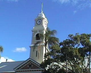 Maryborough City Hall Clock