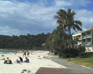 noosa beach queensland australia
