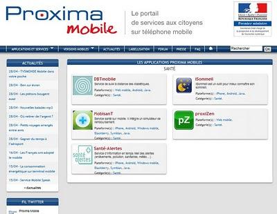 Proxima Mobile Santé