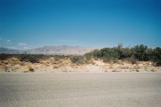 near Palm Springs