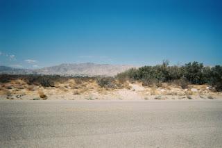 near Palm Springs