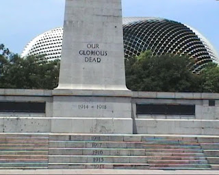 singapore cenotaph