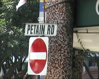 Petain Road