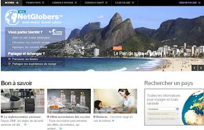 netglobers homepage