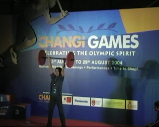 Changi International Airport, Singapore; Changi Games, August 2004