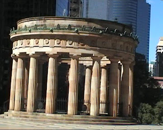 shrine of remembrance, brisbane, queensland, australia