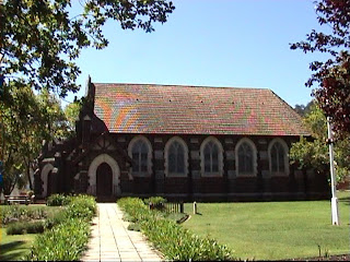 st george anglican church, knysna, south africa