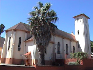 saint boniface catholic church, knysna, south africa