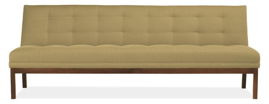 Mobiliario arquitectura for Sofa cama sin brazos