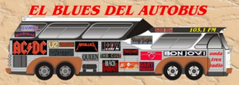 EL BLUES DEL AUTOBUS          en ONDA3 RADIO