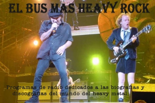 EL BUS MAS HEAVY ROCK