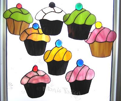Muffins aus Glas