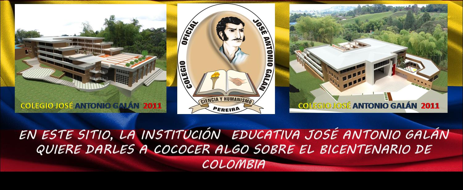 INSTITUCIÓN EDUCATIVA JOSÉ ANTONIO GALÁN DE PEREIRA RISARALDA