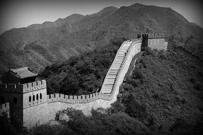 Great White Wall of China