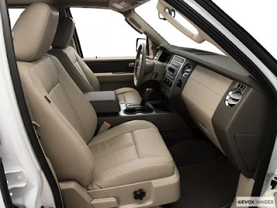 2009 Ford Expedition 4WD 4dr XLT- Interior