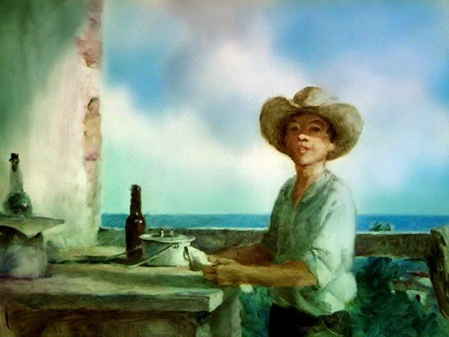 exploring the character santiago in the old man and the sea