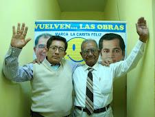 José Antonio Burgos Ramos Candidato a la Alcaldía de la Provincia de Sullana,