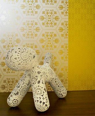 [Yellow+Marcel+wallpaper+G&B]