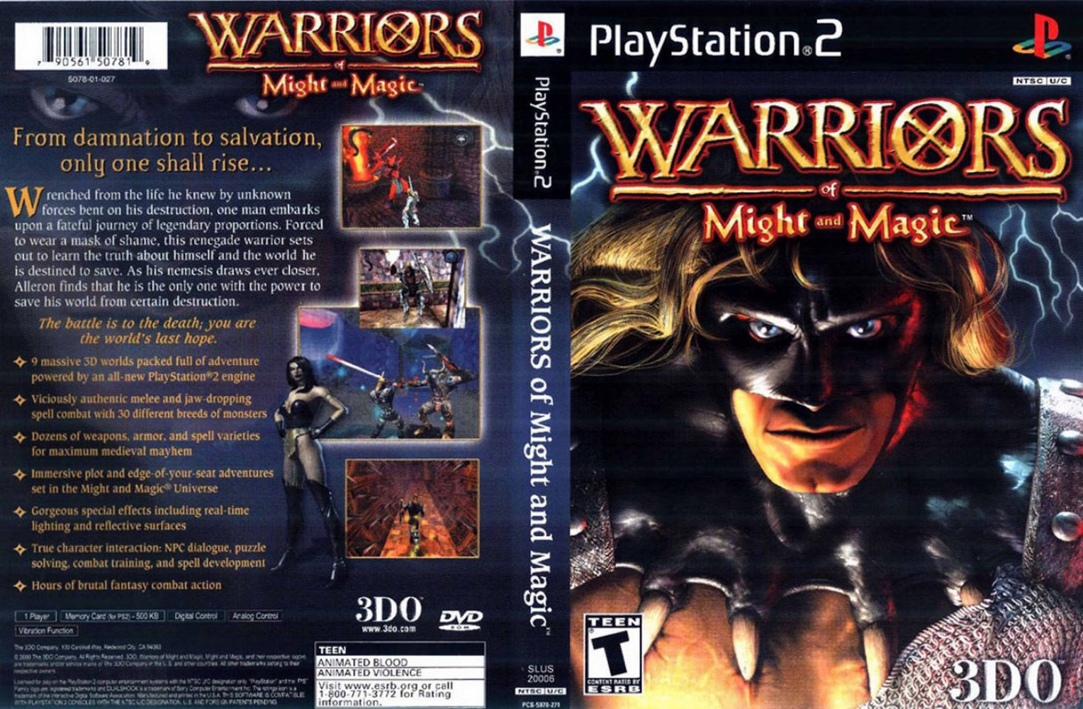 Warriors of might and magic ps2 cheat codes
