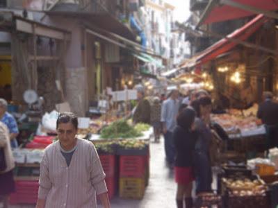 Palermo Market Scenes