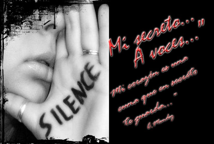 Mi secreto a voces...
