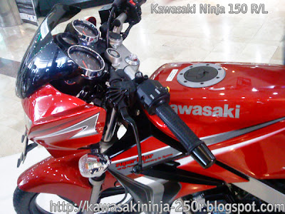 All Modification Motorsport: Kawasaki Ninja ZX 150KRR and Ninja 150 R/
