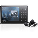 Creative ZEN X-Fi 8GB MP3 Player - Black