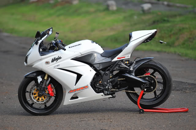 Kawasaki Ninja Rr Black. ninja r, white, kawasaki