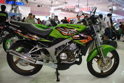 Kawasaki Ninja 150r